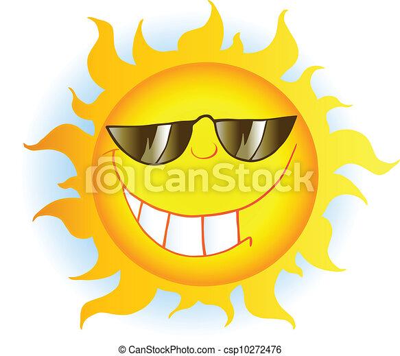 sunglasses, słońce - csp10272476