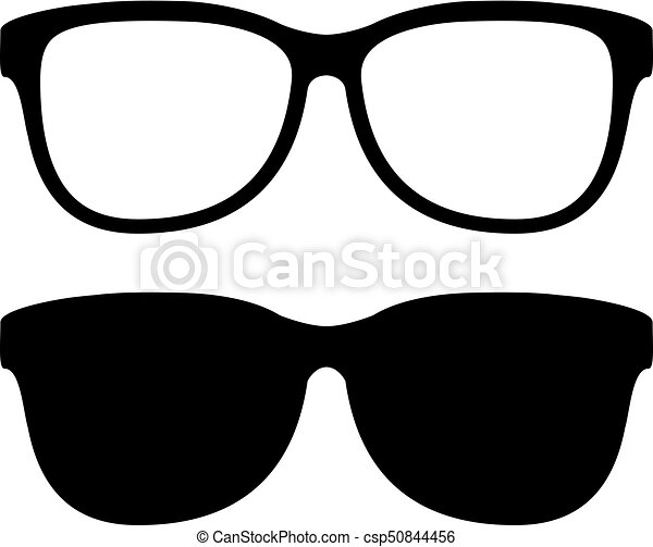 sunglasses vector icons set rh canstockphoto com glasses factory outlet glasses factory uk