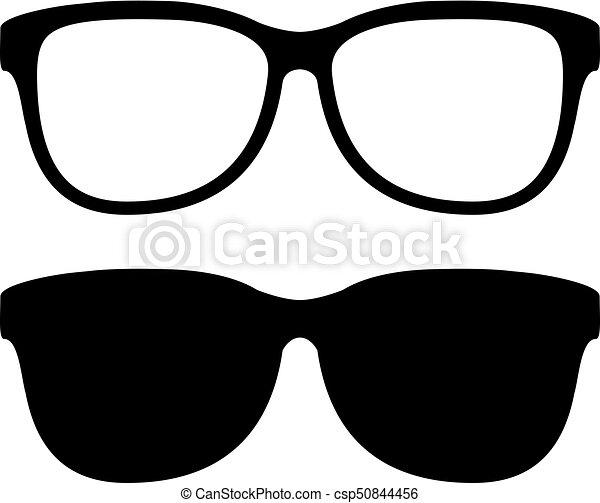 sunglasses vector icons set rh canstockphoto com glasses factory preston glasses factory outlet