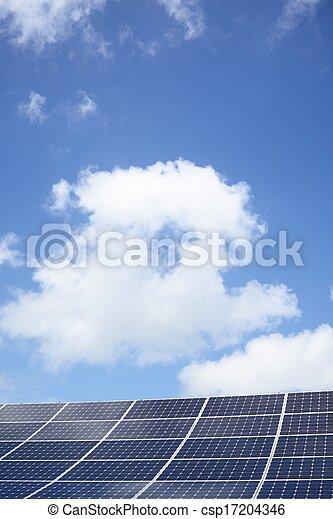 Sunlight Generation system - csp17204346