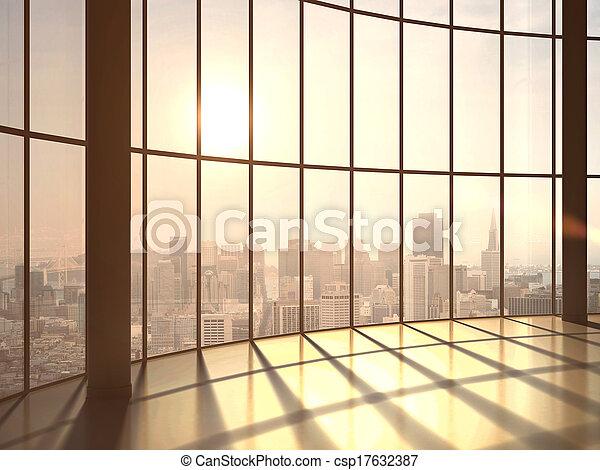 sunlight office - csp17632387