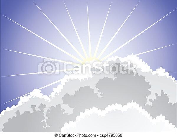 Sunlight - csp4795050