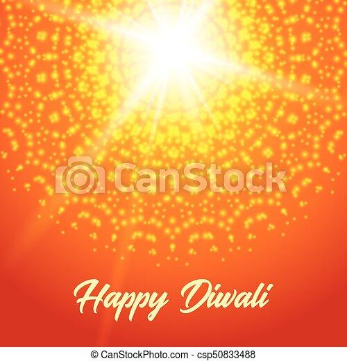 Sunny rangoli happy diwali greeting card sunny rangoli happy happy diwali greeting card csp50833488 m4hsunfo