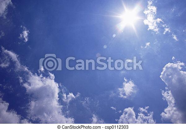 Sunny Skies - csp0112303