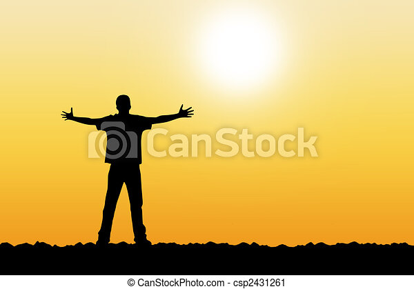 Sunrise - csp2431261
