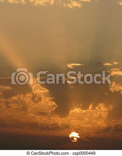Sunset 4 - csp0000449