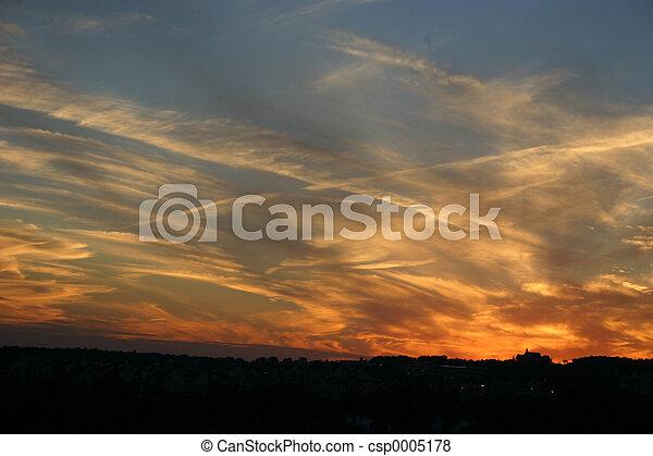 Sunset 6 - csp0005178