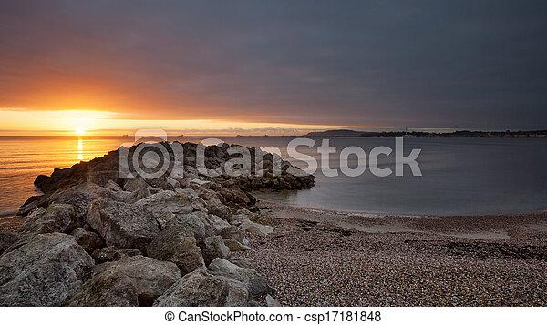 Sunset Beach - csp17181848