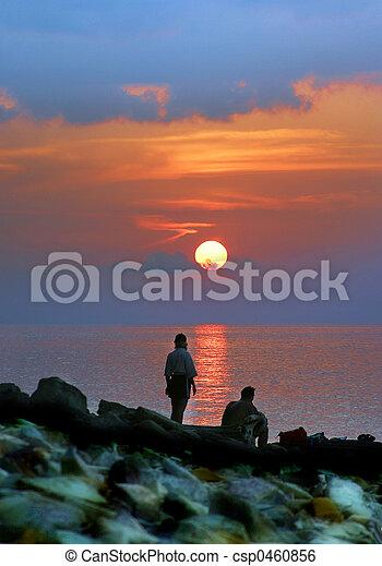 Sunset - csp0460856