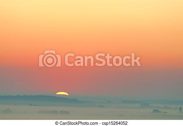 sunset - csp15264052