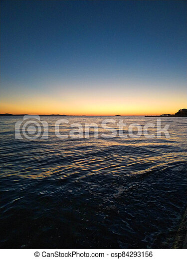 sunset - csp84293156