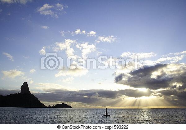 Sunset - csp1593222