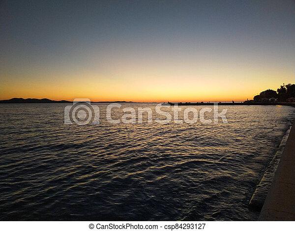 sunset - csp84293127