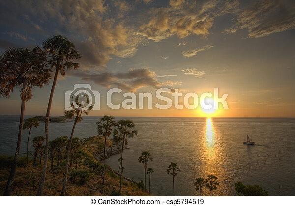 sunset - csp5794519