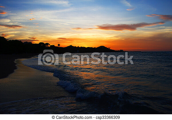 Sunset - csp33366309