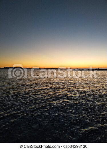 sunset - csp84293130