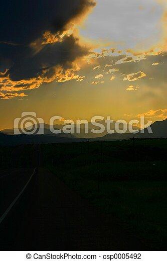 Sunset8708 - csp0005492