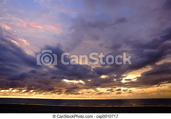 Sunsets - csp0010717