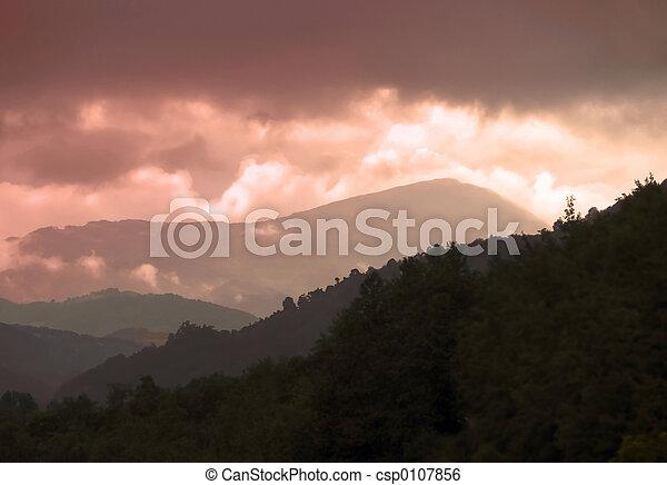 Sunsets - csp0107856