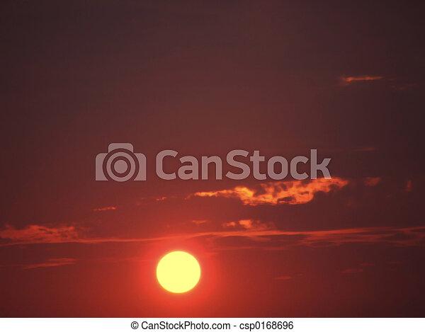 Sunsets - csp0168696