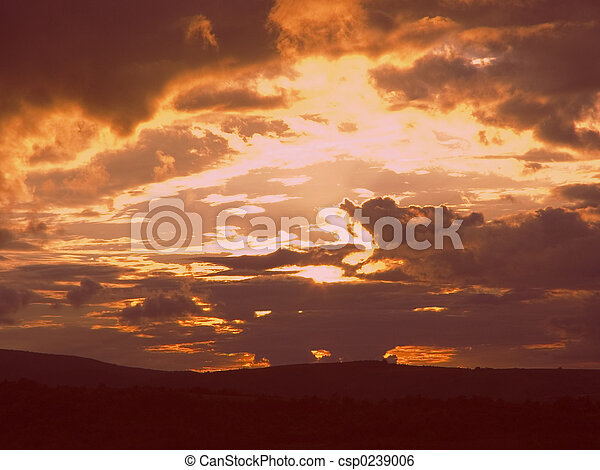 Sunsets - csp0239006