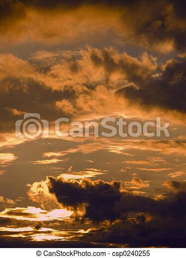 Sunsets - csp0240255