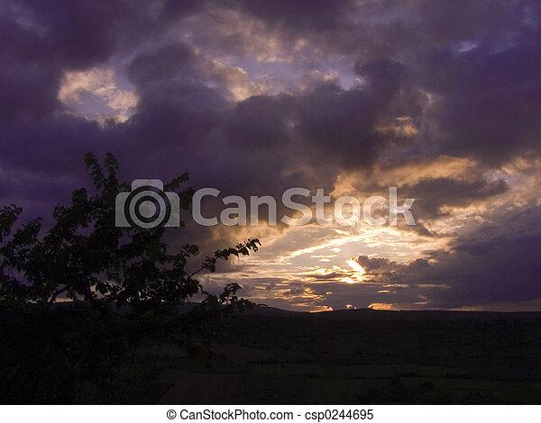 Sunsets - csp0244695