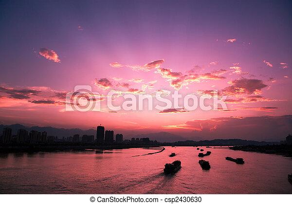 Sunsets - csp2430630