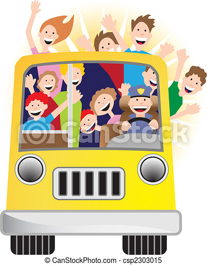 sunshine bus - csp2303015