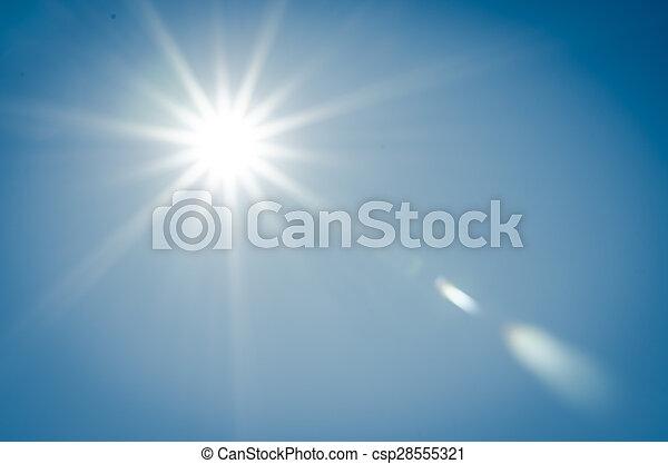 sunshine - csp28555321