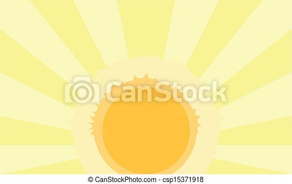Sunshine - csp15371918