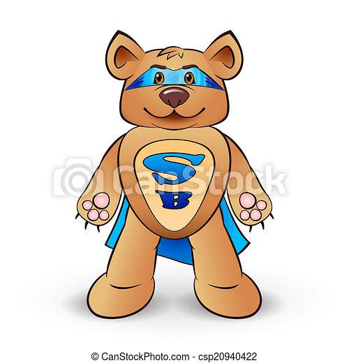 Super bear - csp20940422