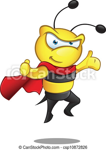 Super Bee - Presenting - csp10872826