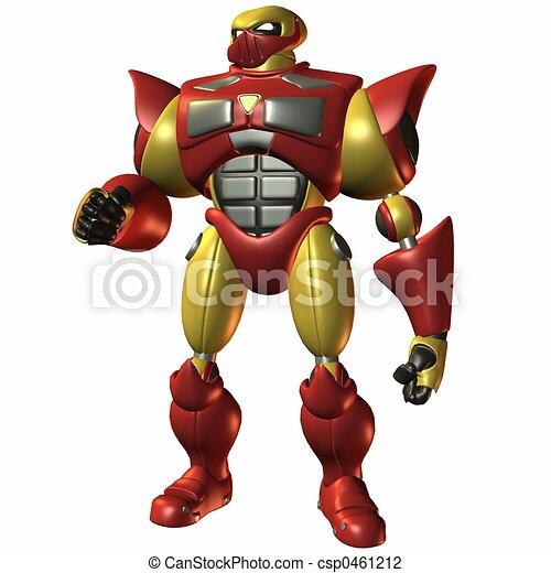 Super Bot-Wrecking M - csp0461212