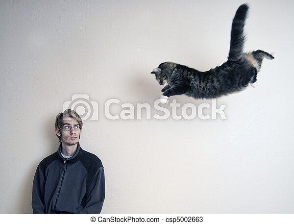 super, gato - csp5002663