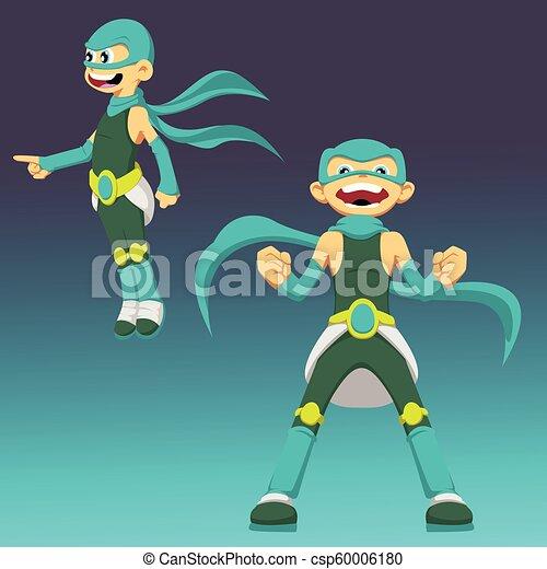 Super Hero boy - csp60006180
