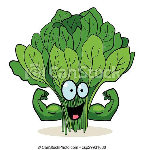 Super Spinach - csp29931680