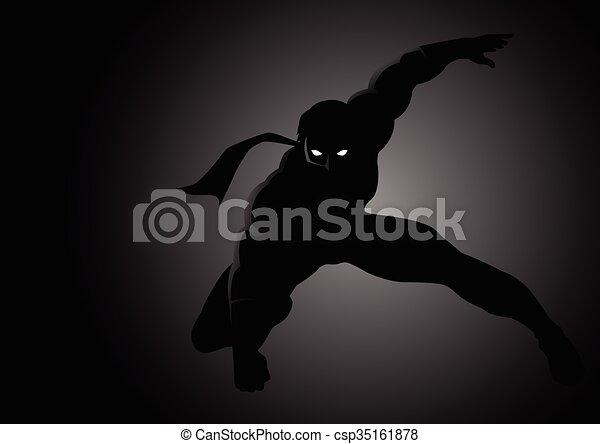 superhero - csp35161878