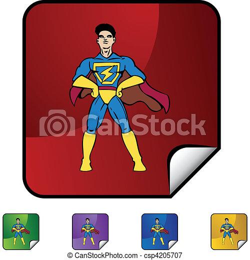 superhero - csp4205707