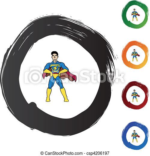 superhero - csp4206197