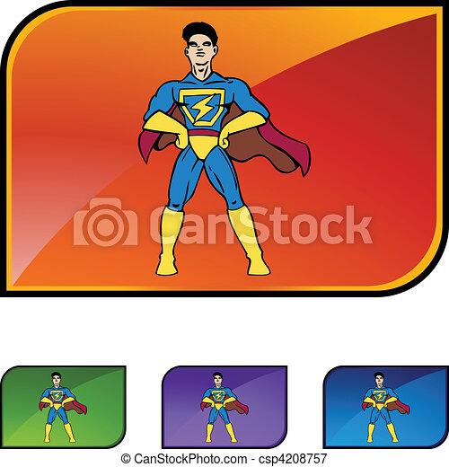 superhero - csp4208757
