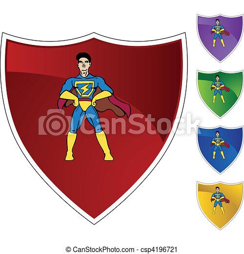 superhero - csp4196721