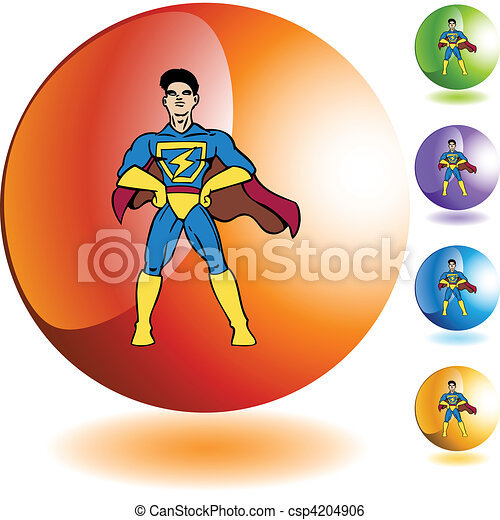 superhero - csp4204906