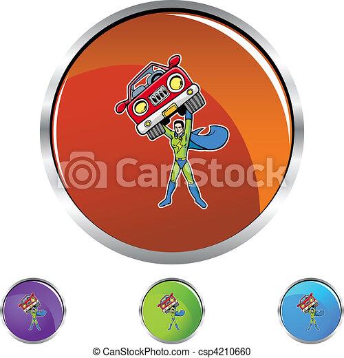 superhero - csp4210660