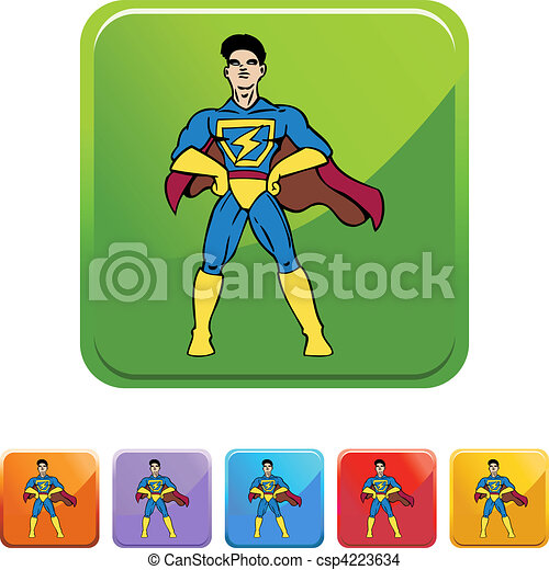 superhero - csp4223634
