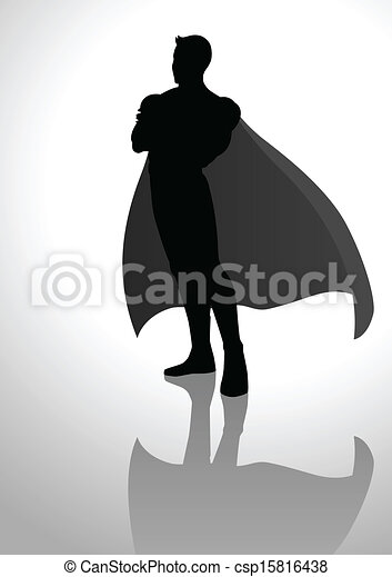 superhero - csp15816438