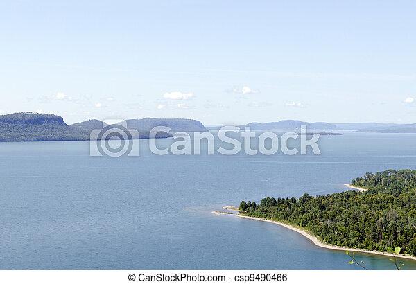 Superior Lake - csp9490466