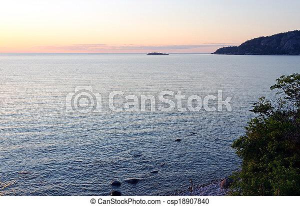Superior Lake - csp18907840