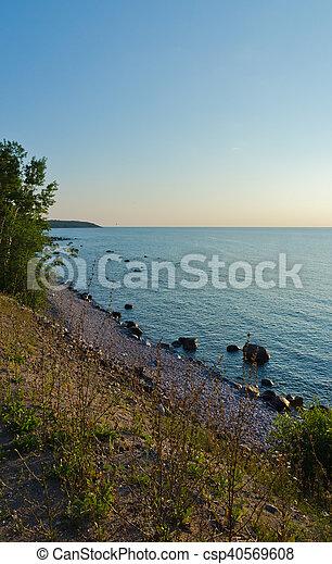 Superior Lake - csp40569608