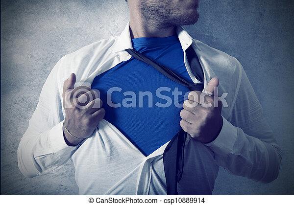 Superman - csp10889914